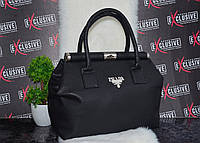 "Копия брендовой сумки ""Прада"" рифленая."