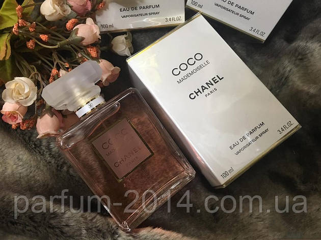 Женская парфюмированная вода Chanel Coco Mademoiselle + 10 мл в подарок, фото 2