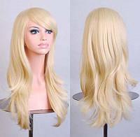 Парик блондинки, 70 см