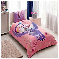 Постельное белье Tac Disney - Sofia & Minimus 160*200 подростковое