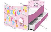 Кровать детская Хелло китти / Hello Kitty 2