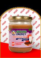Good Energy Паста арахисовая с чорным шоколадом та мятой 460 г твист/б