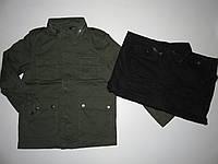 Котоновая куртка для мальчиков Glo Story оптом,134-164 рр.