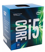 Процессор Intel i5-7500 3.40GHz 6MB BOX 4 ядра (BX80677I57500)