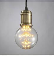 Лампа  Эдисона L 85. 40W 15 якорей