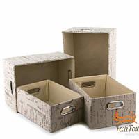Декоративные коробки для хранения вещей