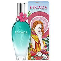 Женская туалетная  вода Escada Born in Paradise LUX -Лицензия
