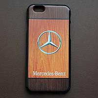 Силиконовый чехол для iPhone 6 6S Mercedes, фото 1