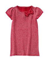 Детское вязанное платье с коротким рукаво для девочки Crazy 8