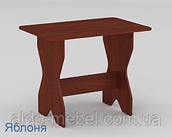 Стол кухонный КС - 1 Не раскладной Габариты Ш - 900 мм; В - 716 мм; Г - 598 мм (Компанит)