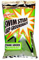 Прикормка Dynamite Baits Swim Stim Groundbait Green 900gr.