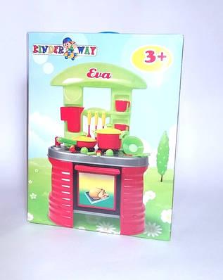 Набор кухня для Девочек ЕВА №3
