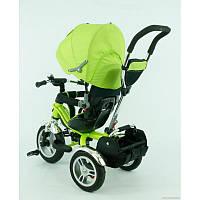 Велосипед детский трехколесный Best Trike 5388 (надувные колёса) цвета разные цвета