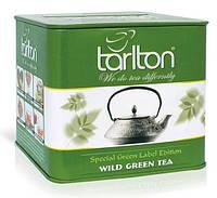 """Чай зеленый Тарлтон """"Дикий"""" ж\б 200 г"""