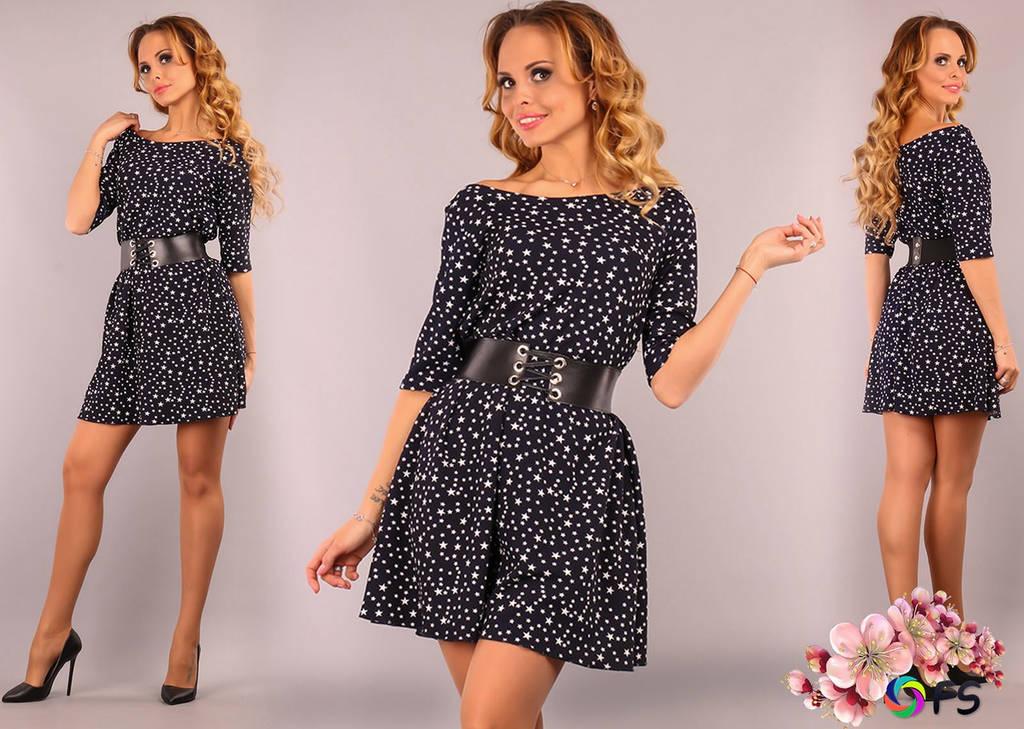 Платье женское арт 48091-8