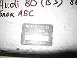Блок управления ABS 0265100025 б/у на Audi 80 (B3) год 1986-1991, фото 2