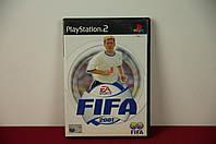 Диск для Playstation 2 игра FIFA 2003 (коробка FIFA 2001)