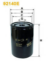 Фильтр масляный WIX 92140E Рено Мидлум 1 Евро 3 (Renault Midlum 1) 5010240400