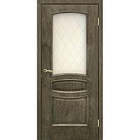 Двери Омис Венеция СС+ФП дуб шервуд (шпон)