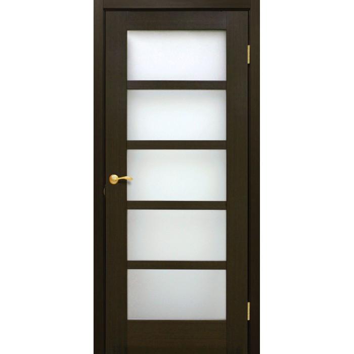 Двери Омис Вена ПО венге (шпон)