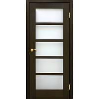 Межкомнатные двери Омис Вена ПО венге (шпон)
