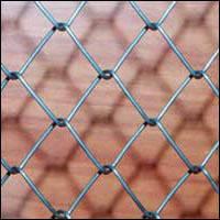 Плетеная сетка Рабица 35х2,0 заводская, ГОСТ 5336-80