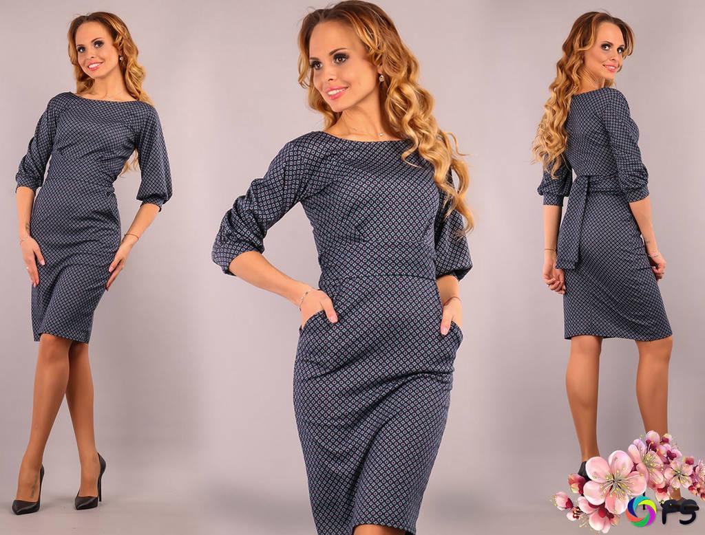 Платье женское арт 48100-8