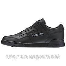 Кожаные кроссовки для повседневной носки Reebok Workout Plus 2760, фото 2