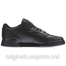 Кожаные кроссовки для повседневной носки Reebok Workout Plus 2760, фото 3