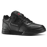 Кожаные кроссовки для повседневной носки Reebok Workout Plus 2760