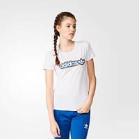 Женская футболка adidas Trefoil (АРТИКУЛ:AJ7734)