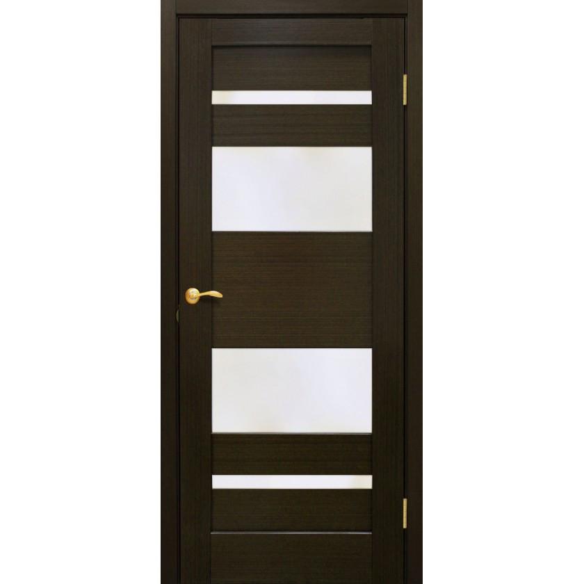 Двери Омис Берлин ПО венге (шпон)