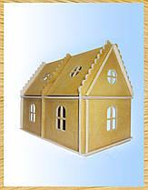 Кукольный домик 2эт. тонированый