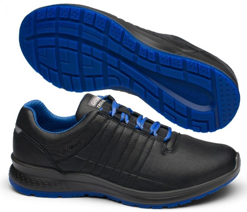 Мужские кожаные кроссовки Grisport 42811-1  Made in Italy