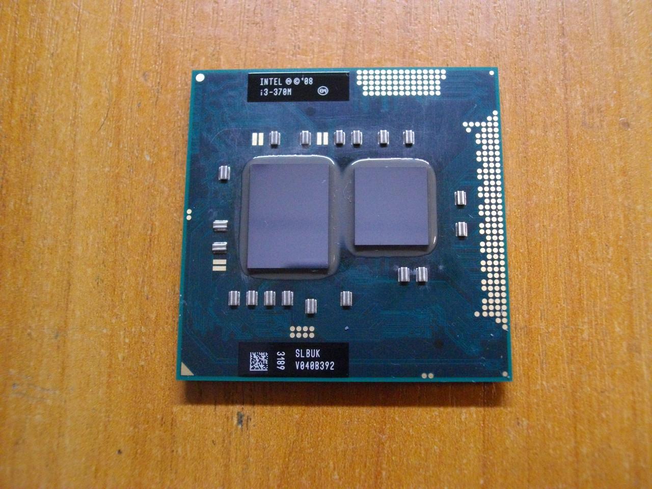 Процессор INTEL Core i3-370M SLBUK