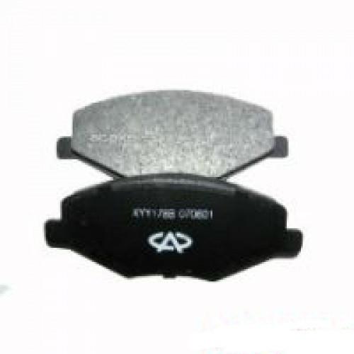 Тормозные колодки передние Cherry Amulet FITSHI A11-6GN3501080 3820-36BC - Автодетали24 в Запорожье