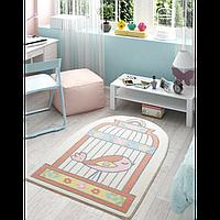 Ковер в детскую комнату Confetti - Happy Cage 01 salmon 100*150