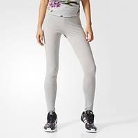 Женские лосины для фитнеса adidas Trefoil (АРТИКУЛ:AJ7655)