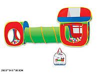 Палатка двойная с тоннелем 5538-5