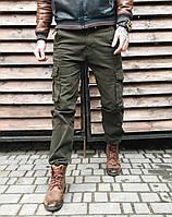 Джинсы Iteno 1676-4 карго хаки стильная мужская одежда, джинсы, брюки, шорты