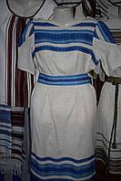 """Ткана сукня """"Валерія"""". Українська вишиванка з Коломиї."""