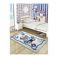 Ковер в детскую комнату Confetti - Sailor белый 100*160