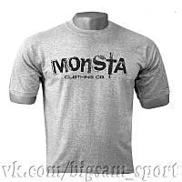 Футболка для бодибилдинга MONSTA