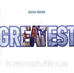 Музичний CD-диск. Duran Duran - Greatest