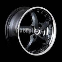 Литі диски Racing Wheels H-303 R16 W7 PCD5x114.3 ET40 DIA73.1 (CBG/ST)