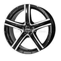 Литые диски Rial Quinto R20 W9.5 PCD5x150 ET52 DIA110.1 (diamond black front polished)