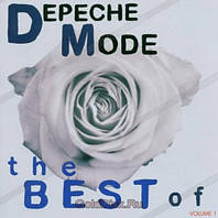 Музыкальный CD-диск. Depeche mode - The Best Of (volume 1)