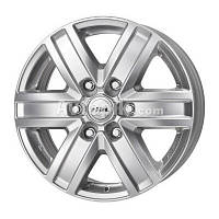 Литые диски Rial Transporter R17 W7 PCD6x139.7 ET22 DIA106.1 (polar silver)