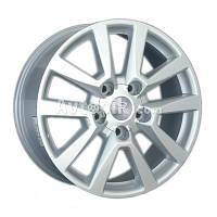 Литые диски Replica Toyota (TY106) R20 W8.5 PCD5x150 ET45 DIA110.2 (hyper silver)