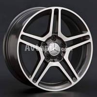 Литые диски Replica Mercedes (MB56) R19 W9.5 PCD5x112 ET35 DIA66.6 (gun metal)